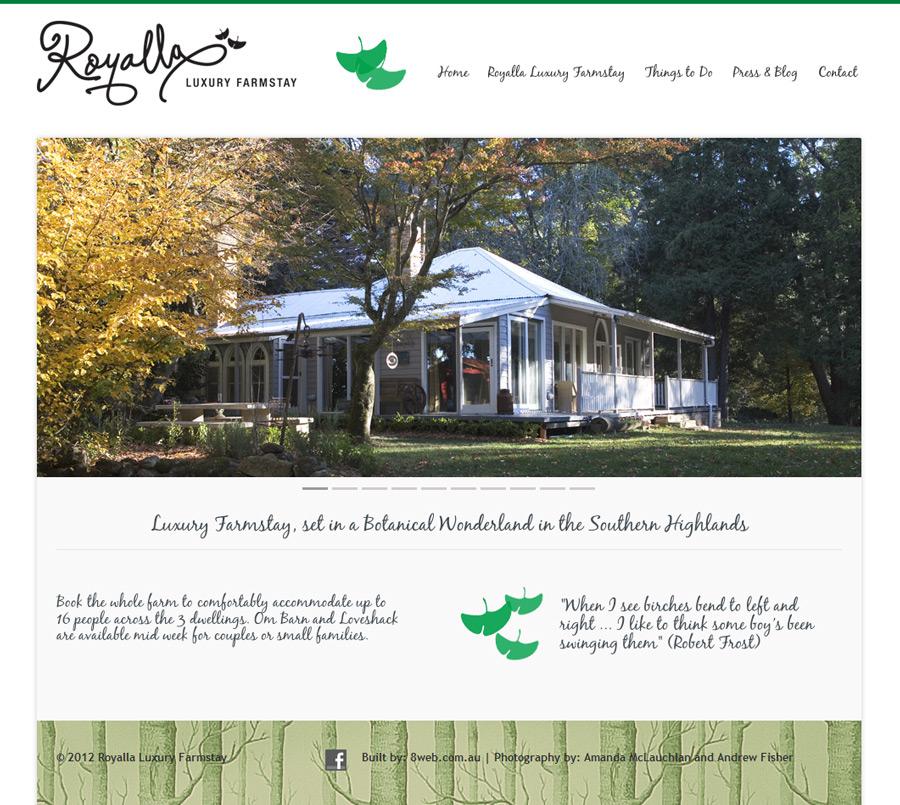 royallafarmstay.com