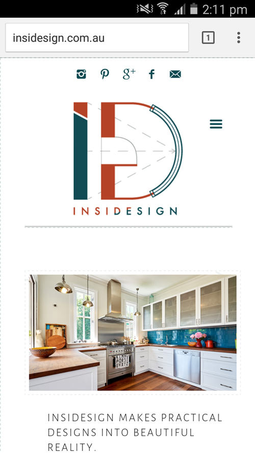 insidesign-mobile-website